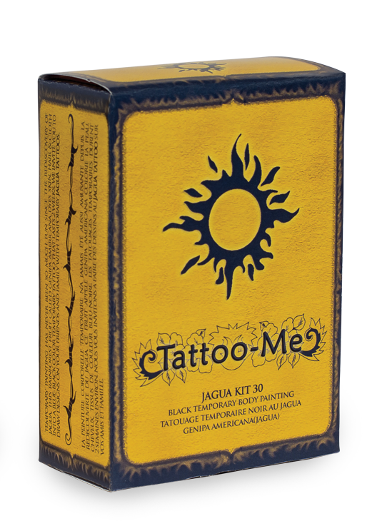 Tattoo Me Jagua kit 30