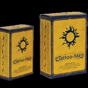 Tattoo Me Jagua kits 15 & 30