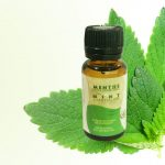 huile essentielle de menthe par Atlas Cosmetics