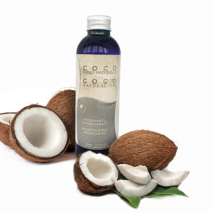 L'huile naturelle de noix de Coco Azoor