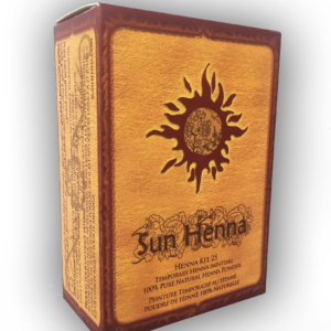 Sun Henna Kit 25