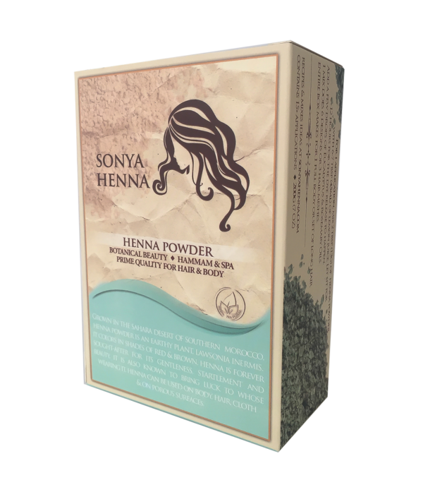 Sonya Henna 200 Poudre de Henné