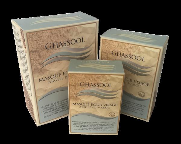 Ghassool FaceMask - Argile du Maroc