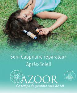 Azoor Soin Capillaire Réparateur Après-Soleil
