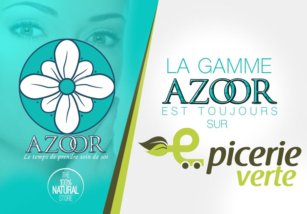 Azoor sur Epicerie Verte