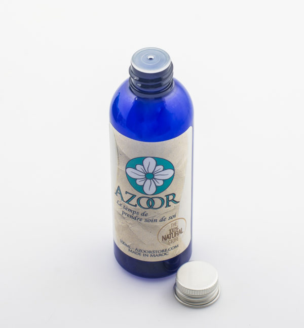 bouteille application Azoor
