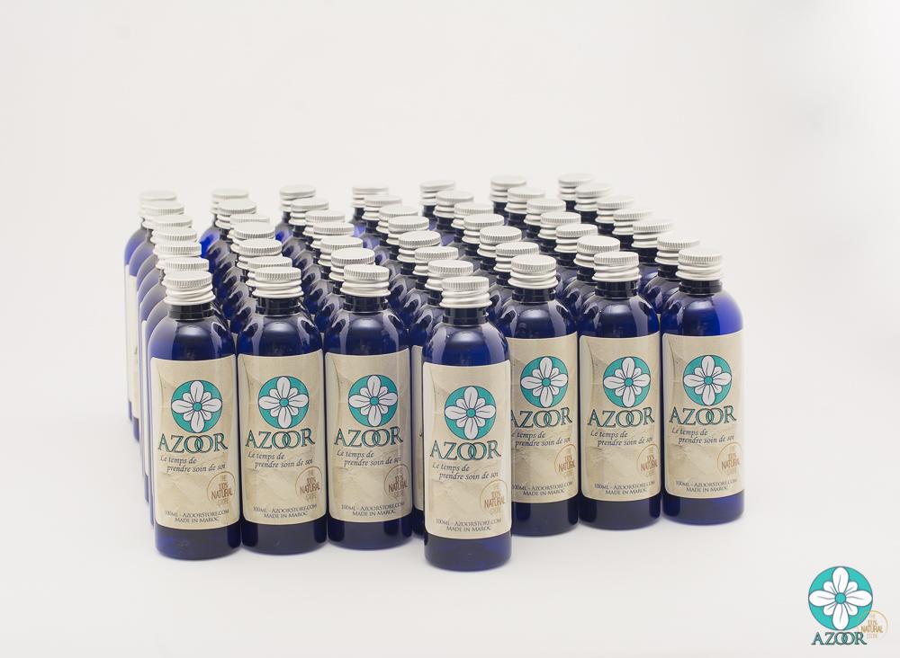 bouteilles Azoor
