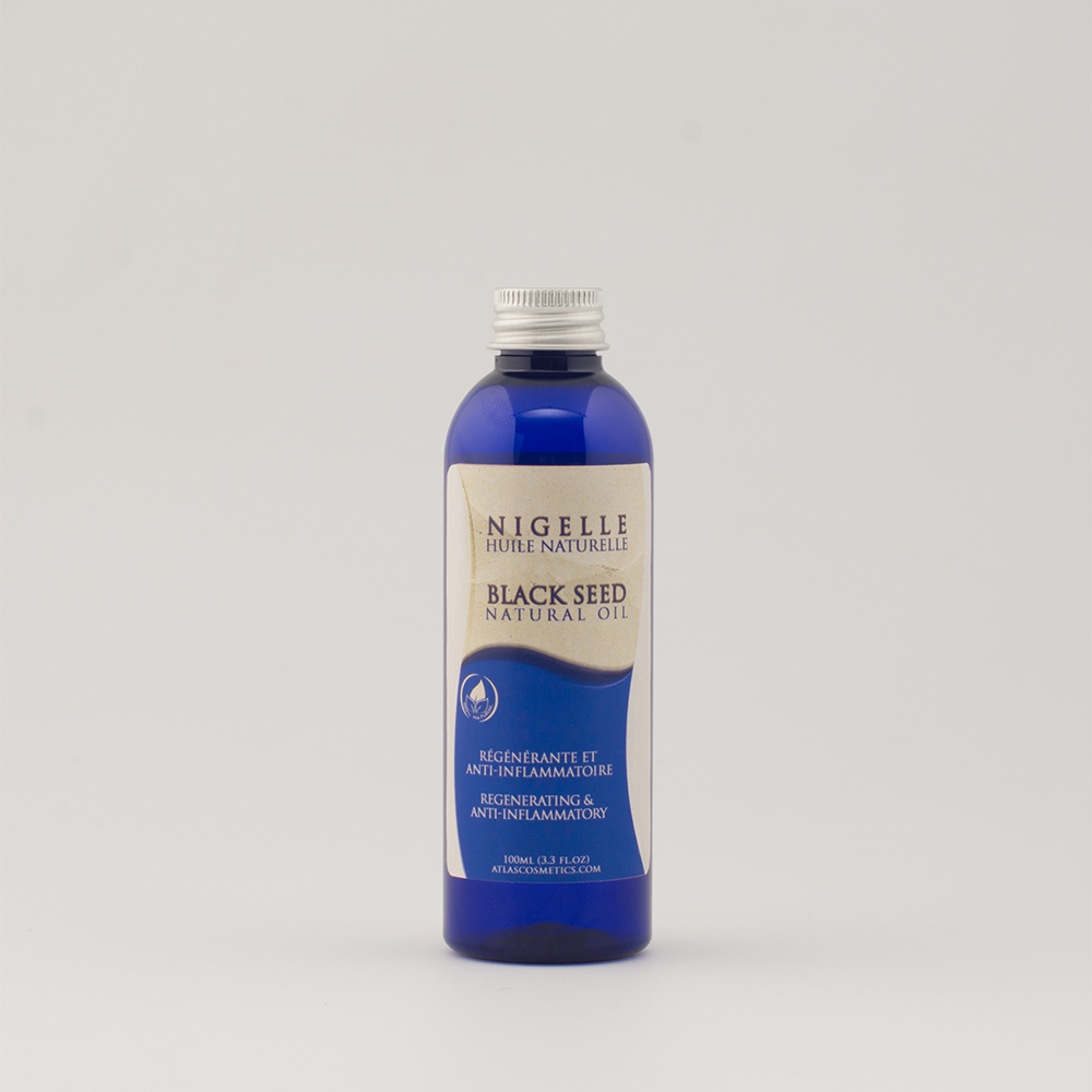Nigella Black Seed Oil 100ml