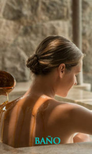 baño y cuerpo