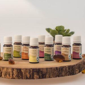 Composer votre Pack Huiles Essentielles & Aromatherapie